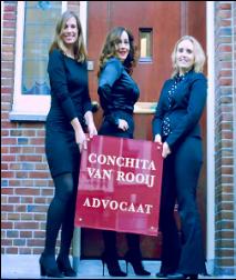 Conchita van Rooij Advocaat Amstelveen