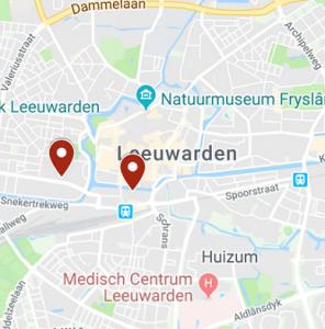 Advocatenkantoren Leeuwarden